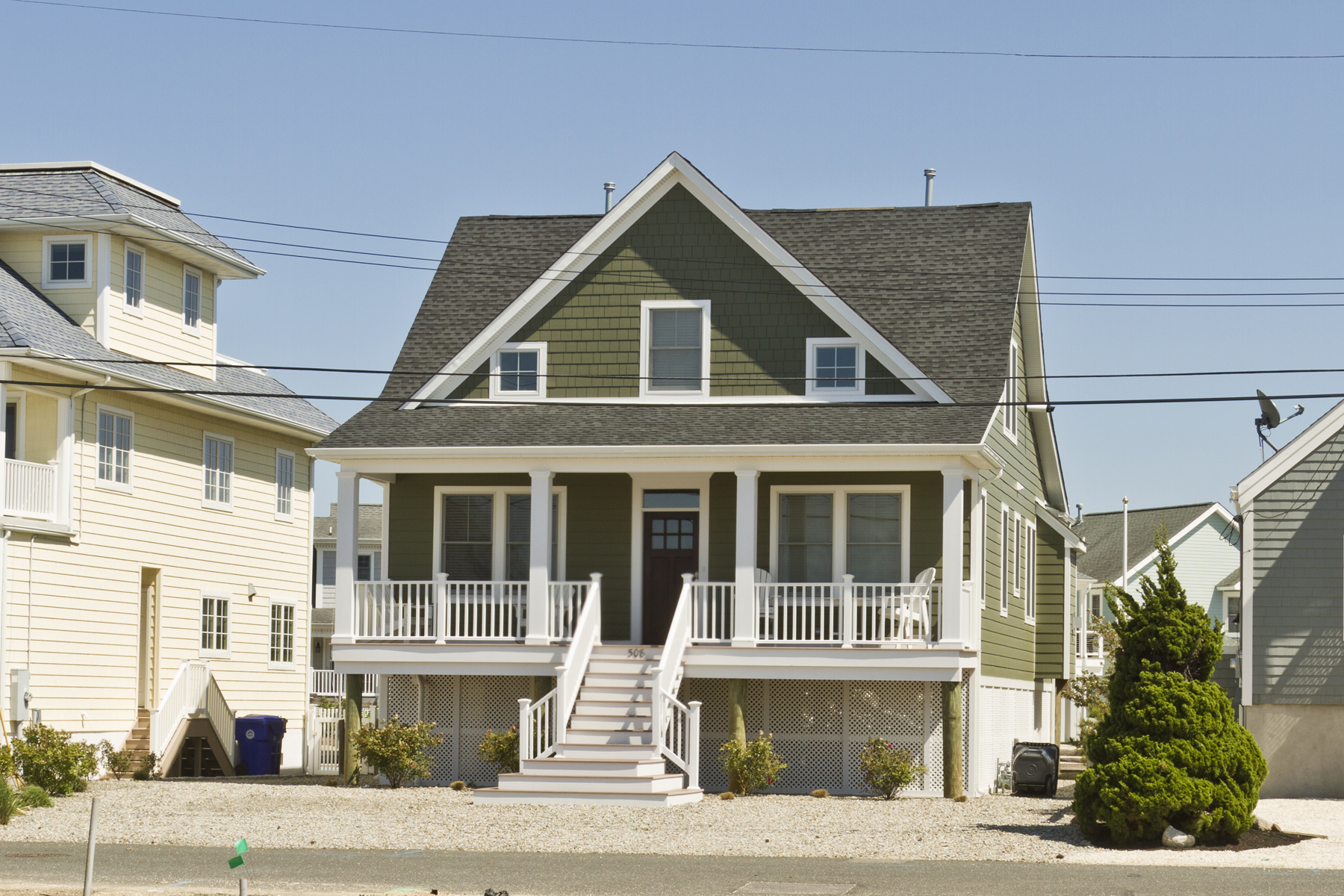 Toms River Beach House Rental